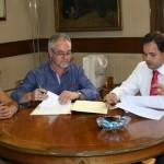 Convenio de Colaboración entre la Diputación  y la Asociación de Esclerosis Múltiple