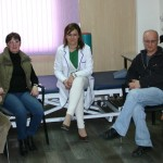 El Centro Integral de Enfermedades Neurológicas realiza terapia de grupo en Psicología