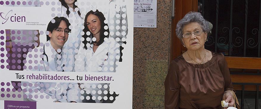 día de la esclerosis múltiple en Almansa