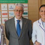 El Director General de Fundación Globalcaja visita el centro de Esclerosis Múltiple