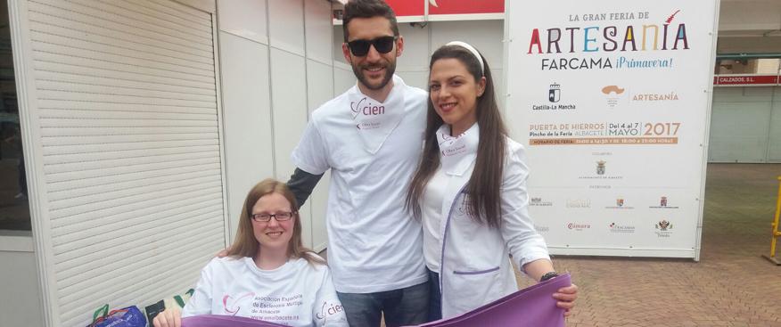esclerosis múltiple albacete participa en programa municipal