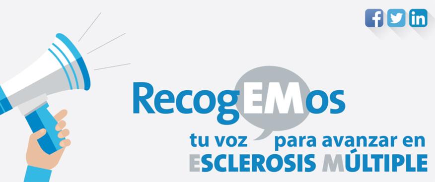 recogemos tu voz para la esclerosis múltiple