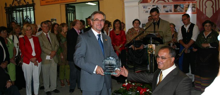 La Asociación Española de Esclerosis Múltiple de Albacete fue premiado por su X Aniversario
