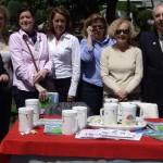 El apoyo de los albaceteños a la Asoc. de Esclerosis Múltiple de Albacete