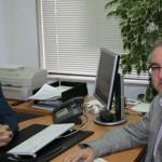 ADEM-AB y la Obra Social de Caja Madrid  firman un convenio de colaboración