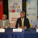 ADEM-AB en una mesa de expertos; V Congreso Nacional de Enfermería Sociosanitaria