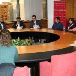 Representantes de FUNDACIÓN MAPFRE y Esclerosis Múltiple Albacete se reúnen en Valencia