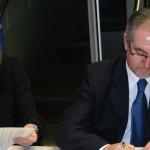 La Asociación de Esclerosis Múltiple y Obra Social Ibercaja firman un convenio