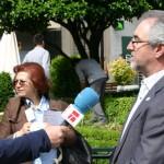 Campaña anual de información de la Asociación de Esclerosis Múltiple de Albacete