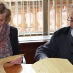 La Asoc. de Esclerosis Múltiple ha firmado un convenio con el Ayuntamiento