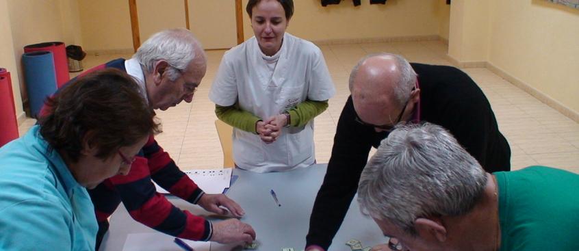 Tratamiento grupal en el Centro de Esclerosis Múltiple
