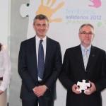 BBVA apoya con 10.000 € a la Asociación Española de Esclerosis Múltiple