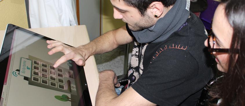 rehabilitación neuropsicológica en el centro de Esclerosis Múltiple