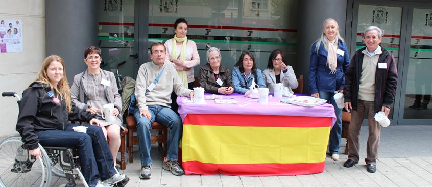 Esclerosis Múltiple de Albacete celebró el Día de la Esclerosis Múltiple