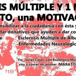 Apoyemos a Francisco Javier Cejas en su gran reto: correr su primer maratón