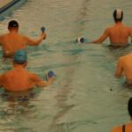 Fisioterapia en piscina para pacientes con enfermedades neurológicas