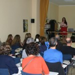Charla sobre Esclerosis Múltiple en la Asoc. de Esclerosis Múltiple de Albacete