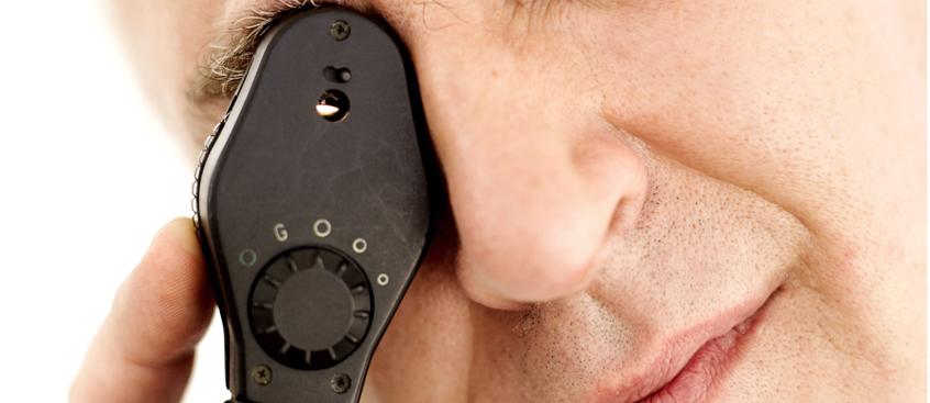 Mediante la retina del ojo se puede observar evolución de Esclerosis Múltiple