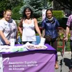 La Asociación de Esclerosis Múltiple de Albacete celebró el Día de la Esclerosis Múltiple