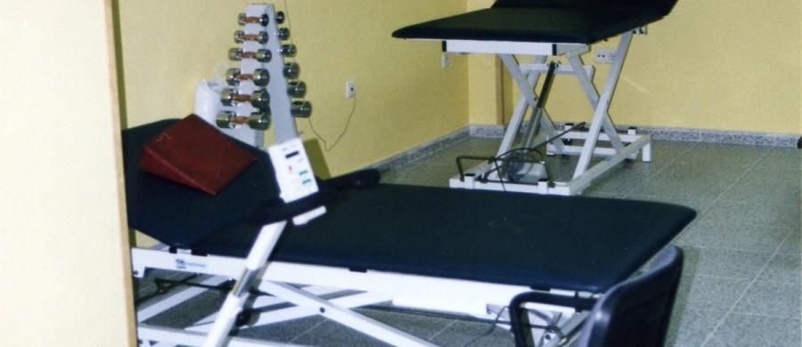 Centro de Rehabilitación de 1998 a 2008