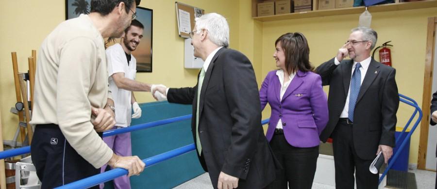 D. José Mª Barreda visita CIEN