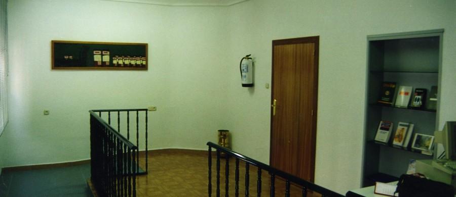 Centro de Rehabilitación de 1994 a 1998