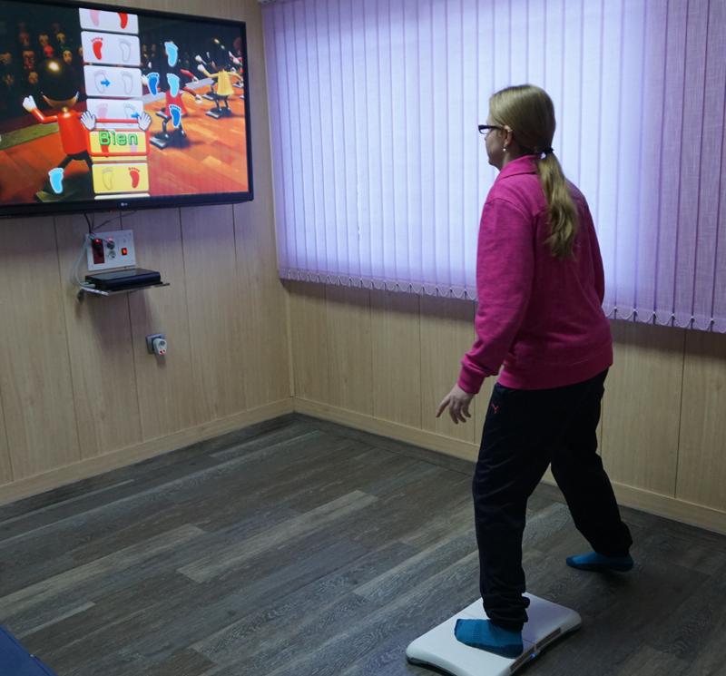 fisioterapia virtual en el centro de esclerosis múltiple