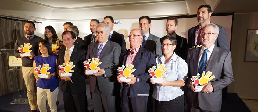 esclerosis múltiple premiada por territorios solidarios
