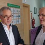 El Delegado de la JCCM visita el Centro Integral de Enfermedades Neurológicas
