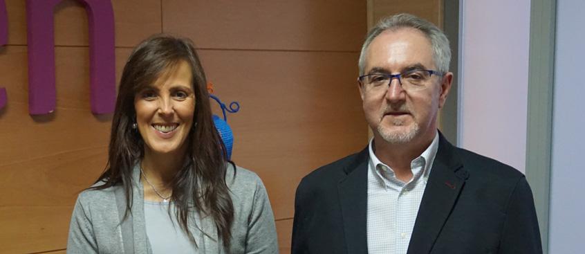 La concejal del Ayuntamiento de Albacete visita el Centro de Esclerosis Múltiple