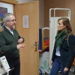 La coordinadora de la Ruta Social del PP visita el centro de Esclerosis Múltiple de Albacete