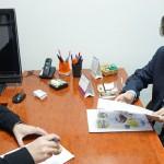 Aguas de Albacete colabora con la Asociación de Esclerosis Múltiple de Albacete