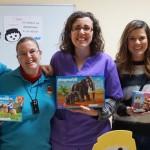 La Asociación de coleccionistas de Playmobil ha colaborado con Esclerosis Múltiple