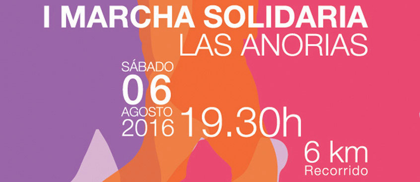 I Marcha Solidaria Las Anorias a beneficio de Esclerosis Múltiple de Albacete
