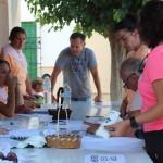 Realizada la I Marcha Solidaria Las Anorias a beneficio de Esclerosis Múltiple