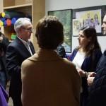 La Directora Gerente del SESCAM visita el Centro de Esclerosis Múltiple de Albacete
