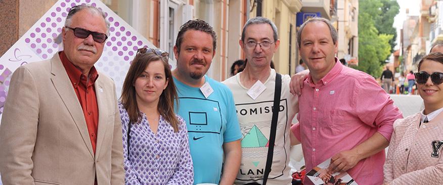 Almansa celebra el día de la Esclerosis Múltiple a beneficio de la entidad