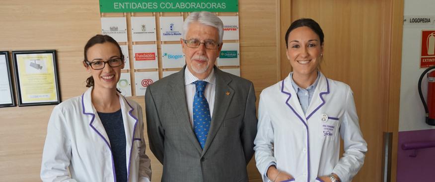 fundación globalcaja y esclerosis múltiple