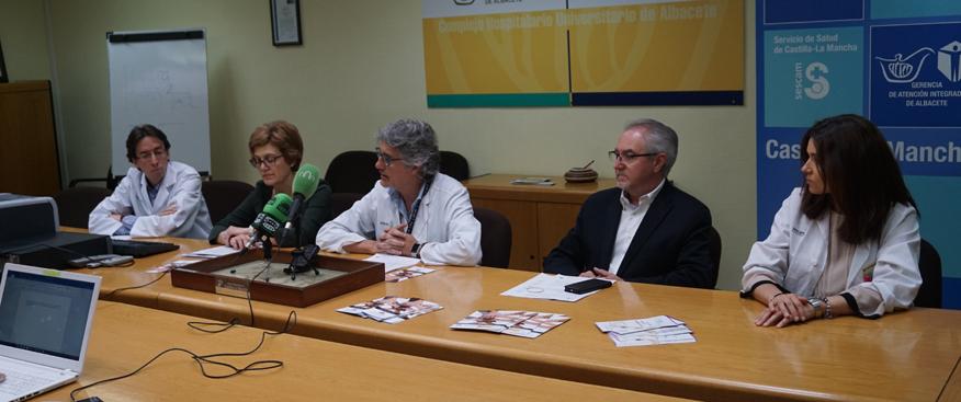 rueda de prensa por el día de la esclerosis múltiple