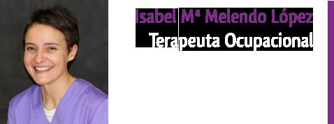 Isabel Mª Melendo López