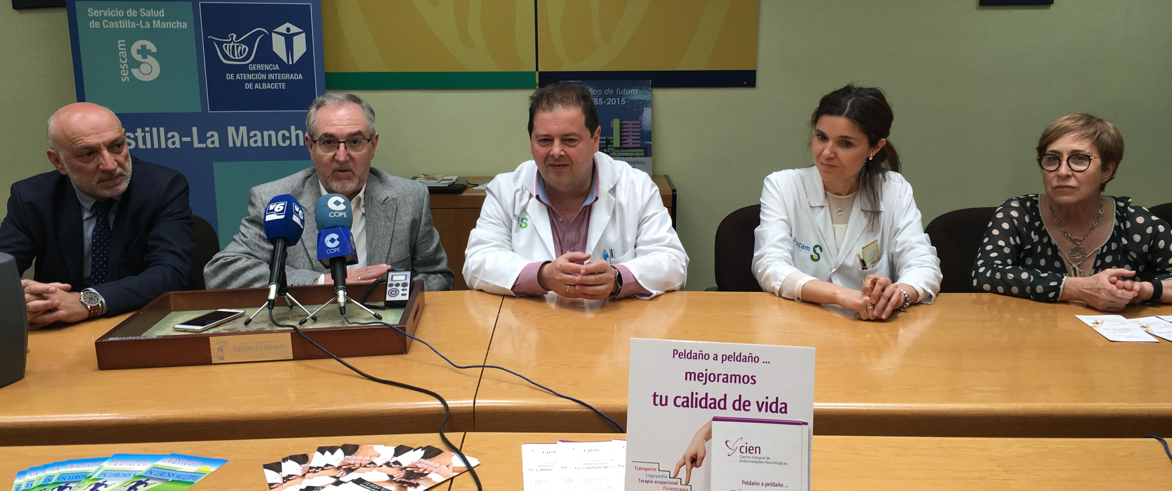 Se celebra en Albacete el próximo martes 15 de mayo el Día de la Esclerosis Múltiple