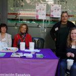 La Asociación de Esclerosis Múltiple celebra su campaña anual de información y cuestación
