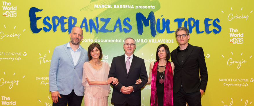«Esperanzas Múltiples» es la culminación del proyecto internacional «The World vs. MS