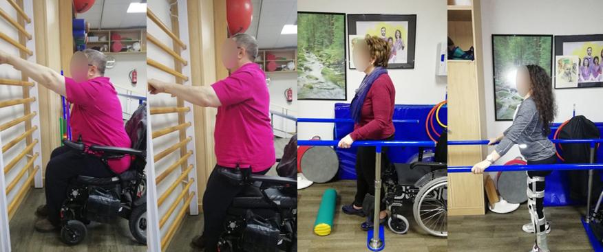Beneficios de la verticalización en pacientes con daño neurológico