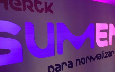 """Presentes en el foro """"SumEMos para normalizar la vida con EM"""", organizado Merck"""