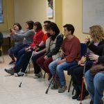 Charla Informativa sobre Marcha Nórdica o Nordic Walking en el Centro de Esclerosis Múltiple