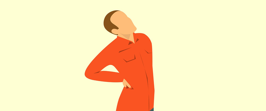 Dolor de espalda en personas afectadas de Esclerosis Múltiple