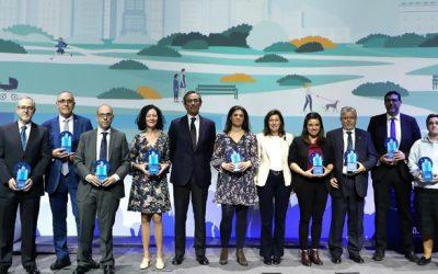 """La Asociación de Esclerosis Múltiple ha recibido el reconocimiento """"Territorios Solidarios"""" de BBVA"""