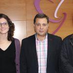 El Alcalde de Albacete visita el Centro de Esclerosis Múltiple y felicita a la entidad por su labor