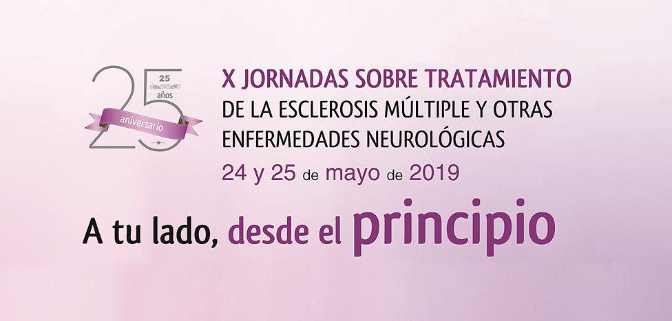 X Jornadas sobre Esclerosis Múltiple y otras enfermedades neurológicas